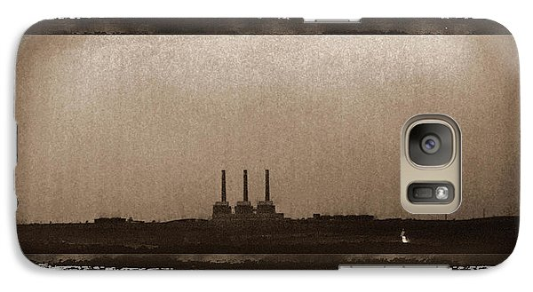 Galaxy Case featuring the photograph Electric Avenue by Thomas Bomstad