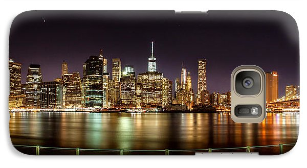 Electric City Galaxy S7 Case by Az Jackson