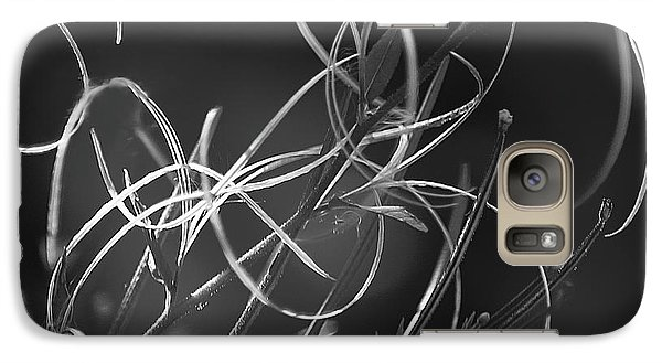 Galaxy Case featuring the photograph Elegance by Yulia Kazansky