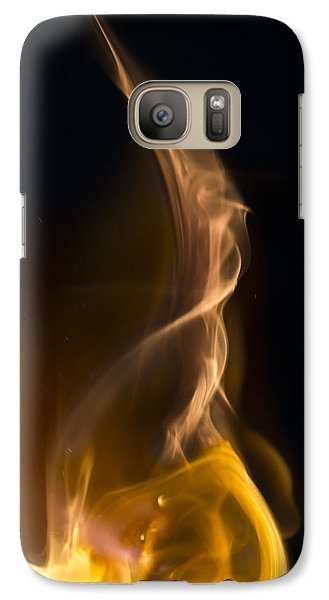 Galaxy Case featuring the photograph Elemental's Universe by Steven Poulton