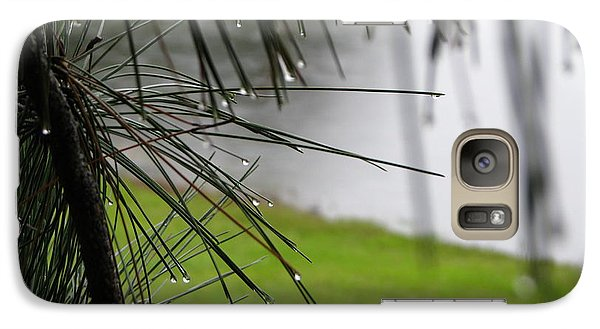 Galaxy Case featuring the photograph Elements by Greg Patzer
