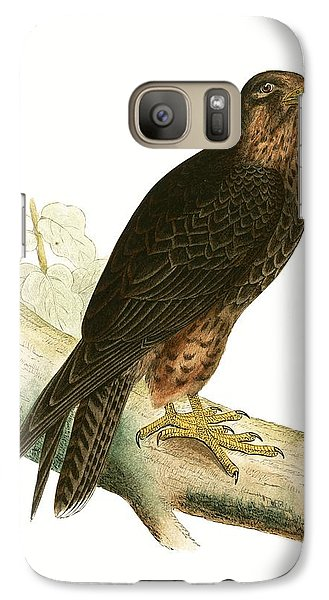 Eleonora Falcon Galaxy Case by English School