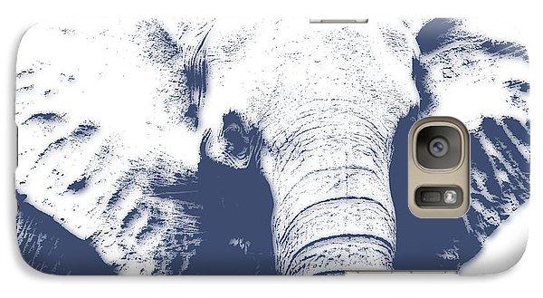 Elephant 4 Galaxy S7 Case by Joe Hamilton
