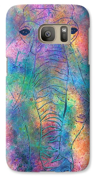 Elephant Spirit Galaxy S7 Case