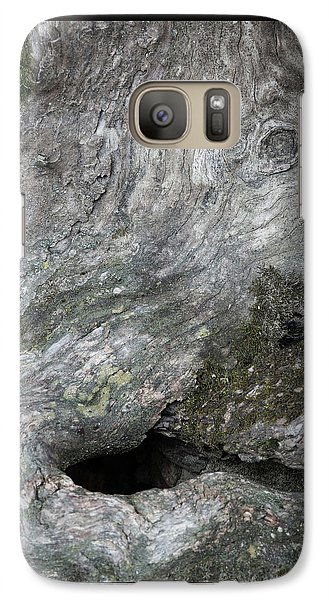 Galaxy Case featuring the photograph Elephant Trunk by Dale Kincaid