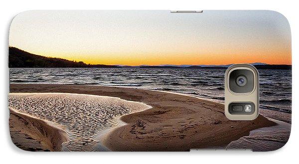 Ellacoya Beach Galaxy S7 Case