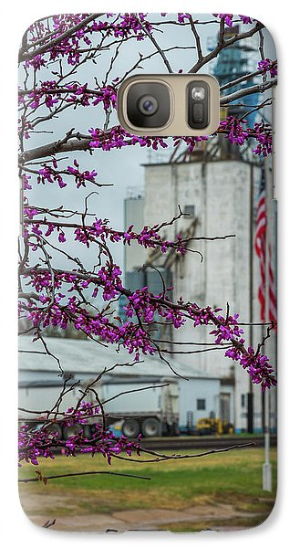 Galaxy Case featuring the photograph Ellsworth Blooms by Darren White