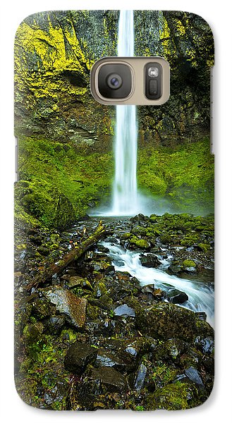 Elowah's Elegance Galaxy S7 Case by Chad Dutson