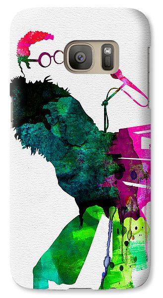 Elton Watercolor Galaxy S7 Case