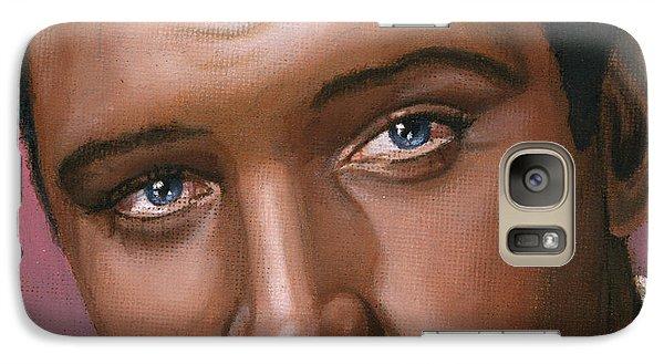 Elvis Presley Galaxy S7 Case - Elvis 24 1962 by Rob De Vries
