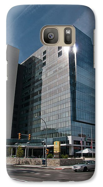Galaxy Case featuring the photograph Embassy Suites 2916 by Guy Whiteley