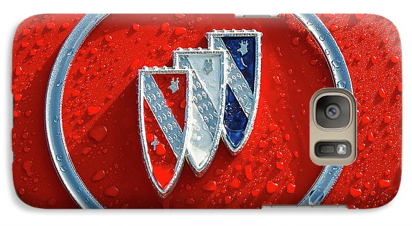 Galaxy Case featuring the photograph Emblem by Dennis Hedberg