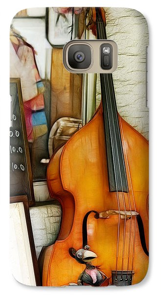 Galaxy Case featuring the photograph Embraced by Cameron Wood