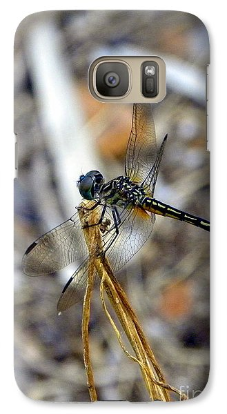 Galaxy Case featuring the photograph Emerald Beauty by Terri Mills