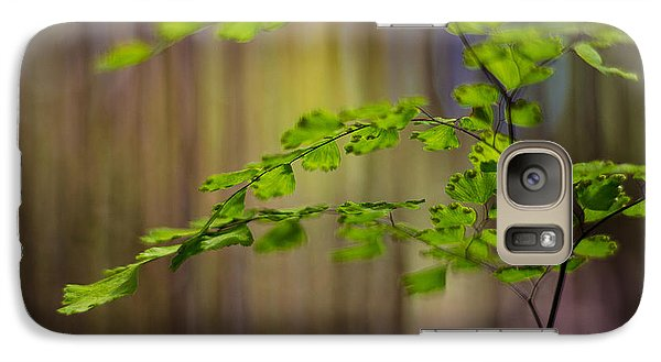Galaxy Case featuring the photograph Emerald by Tim Nichols