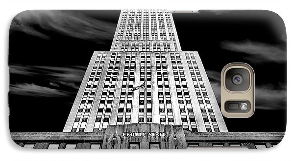 Empire State Building Galaxy S7 Case - Empire State   by Az Jackson