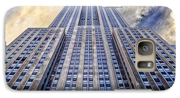 Empire State Building Galaxy S7 Case - Empire State Building  by John Farnan