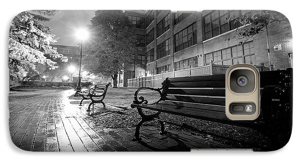 Galaxy Case featuring the photograph Emptiness by Everet Regal