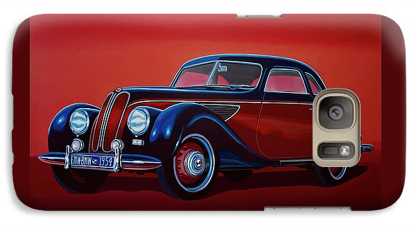 Emw Bmw 1951 Painting Galaxy S7 Case by Paul Meijering