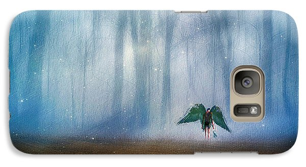 Galaxy Case featuring the photograph Enchanted Forest by Yvonne Emerson AKA RavenSoul