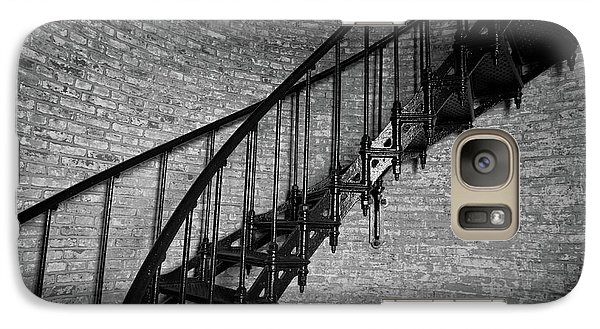 Galaxy Case featuring the photograph Enchanted Staircase II - Currituck Lighthouse by David Sutton
