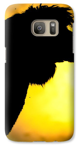 Endless Alpaca Galaxy S7 Case by TC Morgan