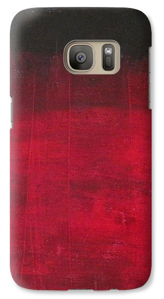 Galaxy Case featuring the painting Energie Intense by Nicole Nadeau