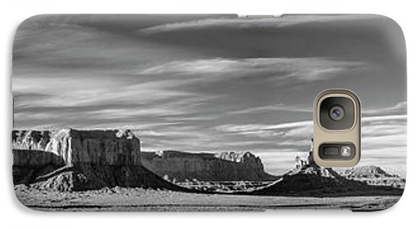 Galaxy Case featuring the photograph Enjoying The Calm by Jon Glaser