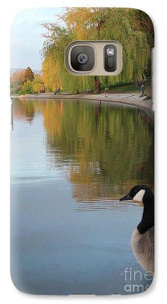 Enjoying The View Galaxy S7 Case