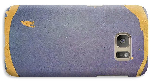 Galaxy Case featuring the digital art Enso 2017-4 by Julie Niemela