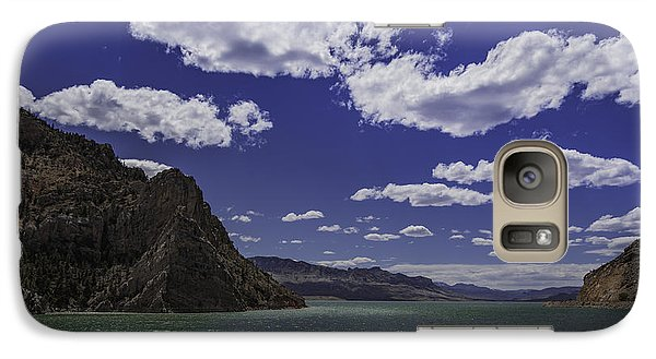 Galaxy Case featuring the photograph Entering Yellowstone National Park by Jason Moynihan