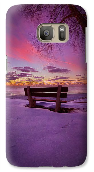 Galaxy Case featuring the photograph Enters The Unguarded Heart by Phil Koch
