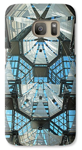 Galaxy Case featuring the photograph Equilibrium.. by Nina Stavlund