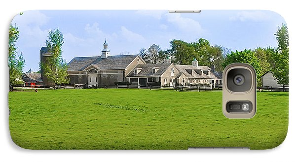 Galaxy Case featuring the photograph Erdenheim Farm - Whitemarsh Montgomery County Pa by Bill Cannon