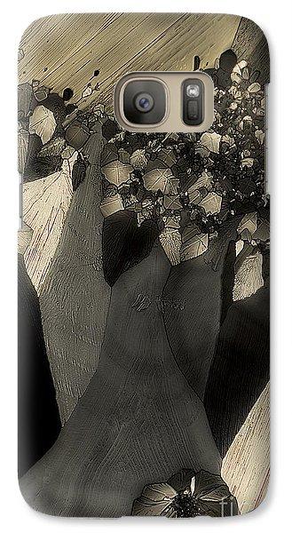 Galaxy Case featuring the photograph Escape by Olimpia - Hinamatsuri Barbu