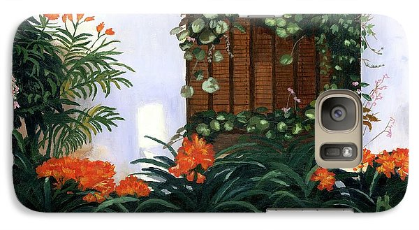 Galaxy Case featuring the painting Espana by Lynne Reichhart