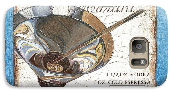 Martini Galaxy S7 Case - Espresso Martini by Debbie DeWitt