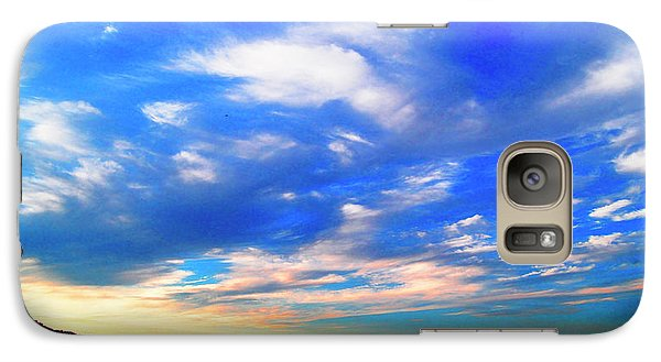 Estuary Skyscape Galaxy S7 Case