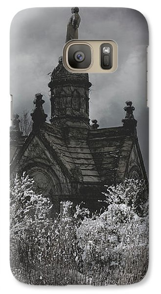 Galaxy Case featuring the digital art Eternal Winter by Chris Lord