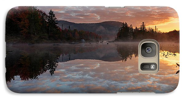 Galaxy Case featuring the photograph Ethereal Reverie by Mike Lang