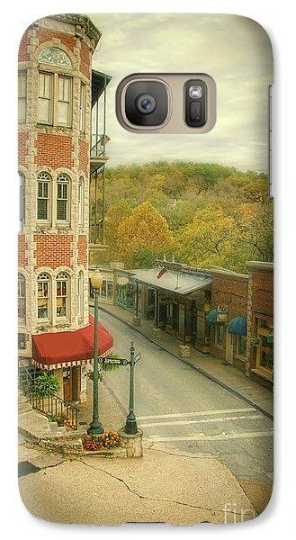 Galaxy Case featuring the photograph Eureka Springs by Jill Battaglia