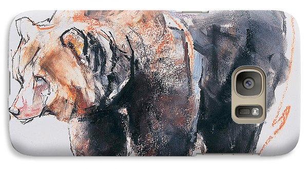 European Brown Bear Galaxy S7 Case