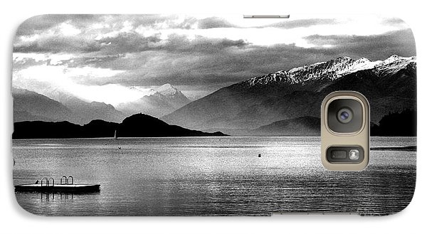Evening At Wanaka Galaxy S7 Case