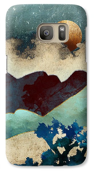 Landscapes Galaxy S7 Case - Evening Calm by Spacefrog Designs