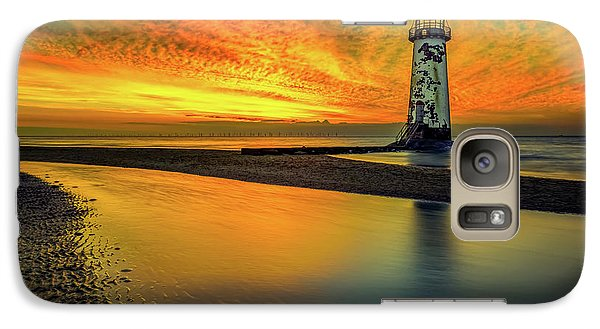 Galaxy Case featuring the photograph Evening Delight by Adrian Evans