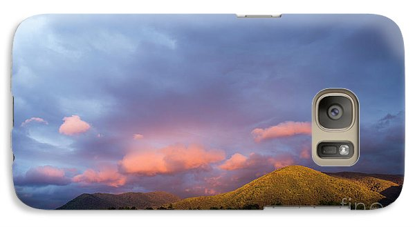 Galaxy Case featuring the photograph Evening In Cades Cove - D009913 by Daniel Dempster