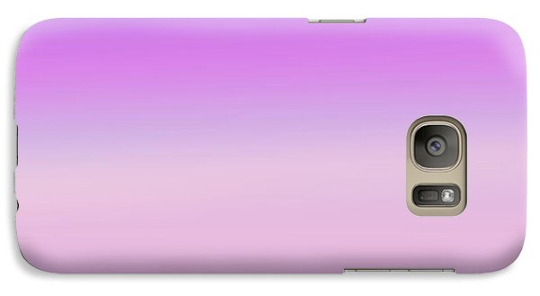 Galaxy Case featuring the digital art Evening Sky Abstract by Denise Beverly