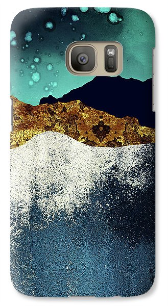 Landscapes Galaxy S7 Case - Evening Stars by Katherine Smit