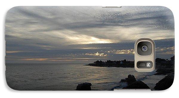 Galaxy Case featuring the photograph Evening Storm  by Garnett  Jaeger