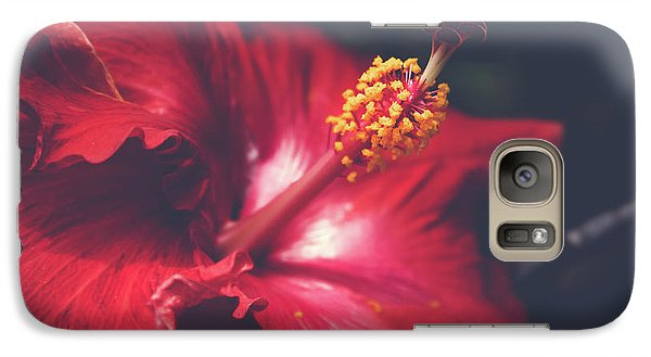 Galaxy Case featuring the photograph Evening Whispers by Sharon Mau